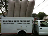REAL HVAC/DUCT CLEANING - HURONIA DUCT CLEANING INC