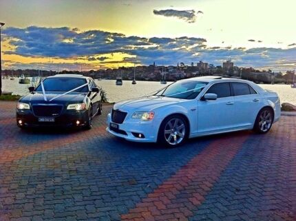 CHRYSLER SRT8 - SPECIAL OCCASION HIRE : WEDDINGS - FORMALS - BIRTHDAYS  Rhodes Canada Bay Area Preview