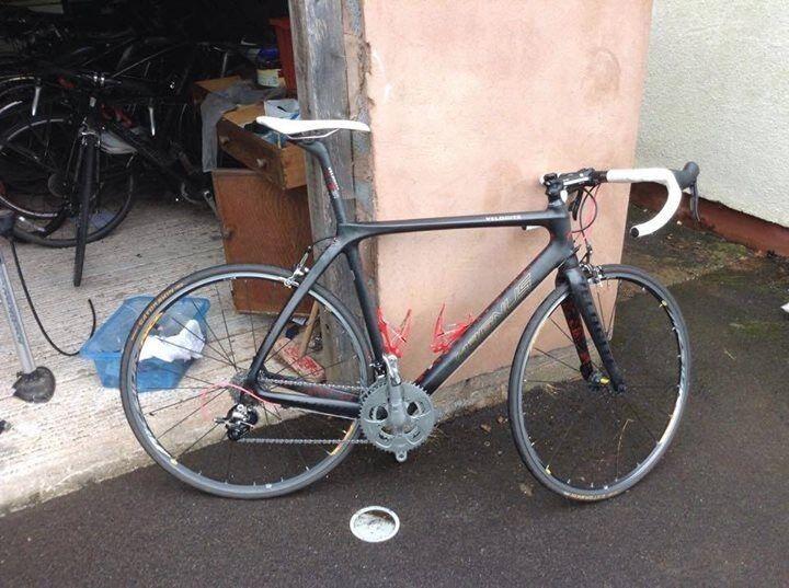 Velocite Magnus Complete Carbon Road Bike In Exeter Devon Gumtree