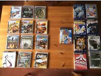 PS2 and PS3 games bundle