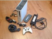 Xbox 360 console with various accessories - In very good condition - £60