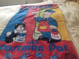 Postman Pat Beach Towel