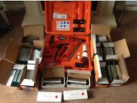 passlode im350 first fix nail gun and nails