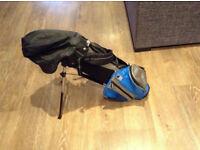 US Kids Golf Clubs & Bag 45inch Height
