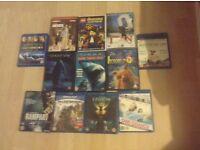 blu ray and dvd bundle