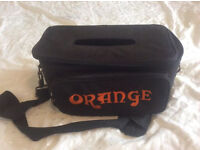 Orange Terror Bass Padded Gig Bag