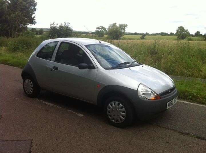 ford ka 1.3 - very low mileage Only £495