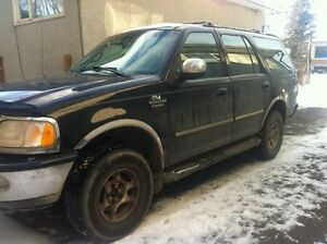 1997 Ford Expedition SUV, Crossover