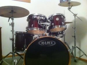 5pc Mapex Meridian Maple Mudgeeraba Gold Coast South Preview