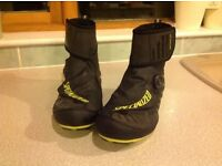 Specialized defroster road boots. sz 40