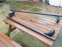 roof bars/bike rack/light board