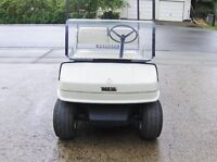 Yamaha 36 volt Electric golf cart