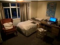 Double room with single bed for £400 (1st of September to end of December)