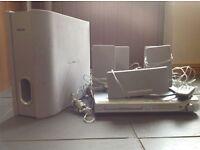 Philips dvd surround sound system