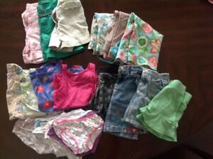 Large girls bundle size 5