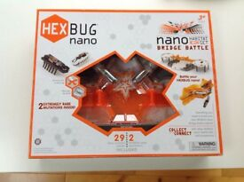 Hex Bug Nano Bridge Battle Set
