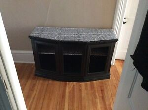 Antique sided board /tv stand Cambridge Kitchener Area image 2