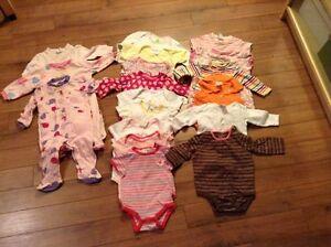Lot vêtements 6 mois - FILLE