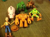 Monsters inc and toy story