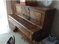 Ralph Allison and son piano