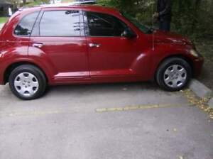 2009 Chrysler PT Cruiser Hatchback( selling AS IS Best offer)