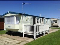 8 Berth 3 Bed Caravan to rent