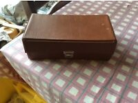 CASSETTE TAPE STORAGE BOX - VINTAGE