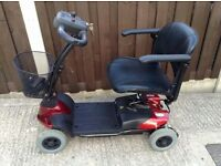 DAYS STRIDER ST1 MOBILITY SCOOTER IN EXCELLENT CONDITION, NEW BATTERIES JUST FITTED.
