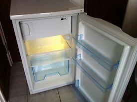 LEC Under Counter Fridge With Freezer Compartment
