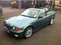 "***""BMW,328I,SE,AUTOMATIC,4DR,SALOON,1996,GREEN""🚘"
