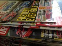 auto express magazines 48no