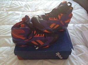 Reebok Shaq Attaq basketball shoes size 8.5