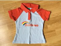 Rainbows short-sleeved top size XS