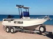 Barcrusher 610 WR with 140 Suzuki Bar Crusher Exmouth Exmouth Area Preview