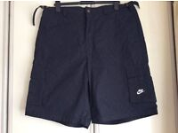 Price Reduced Men's Nike Short Size 36 Waist - Offers Welcome
