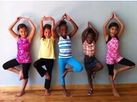 Kids & Teen Yoga Class at Eden Blue Centre in Eastbourne