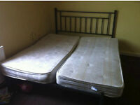 BARGAIN SALE BEDS OPEN TO OFFERS !
