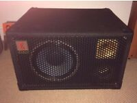 David Eden D110T Bass cab - Immaculate early 1990's USA made 200w at 8Ohms
