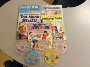 Children's Books with CDs