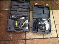 Mac Allister 2 Gear hammer drill 18v COD18VG12 Fully working