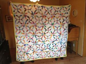 Hand Sewn quilt