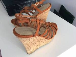 HEELS - WEDGES - SANDALS - SOULIERS FEMMES -