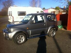Suzuki Jimny 57 Plate in Great Condition