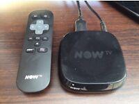 2 x Now TV & Remote sets