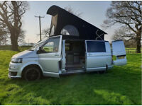 vw transporter t5 transporter 6 speed 4 berth campervan Manual 2.0L LWB