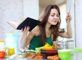 Home Cook Wanted part time £9ph Bexleyheath