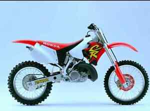 Wanting to buy a 90's CR250