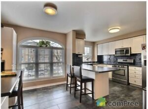 2114sq foot. Freehold townhome. Backing onto lake!