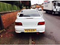 Subaru Impreza WRX STI Turbo V3 classic GC8 Jap Import might px