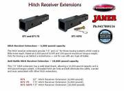 Hitch extension tow bars and trailers high and low drop hitch Apollo Bay Colac-Otway Area Preview